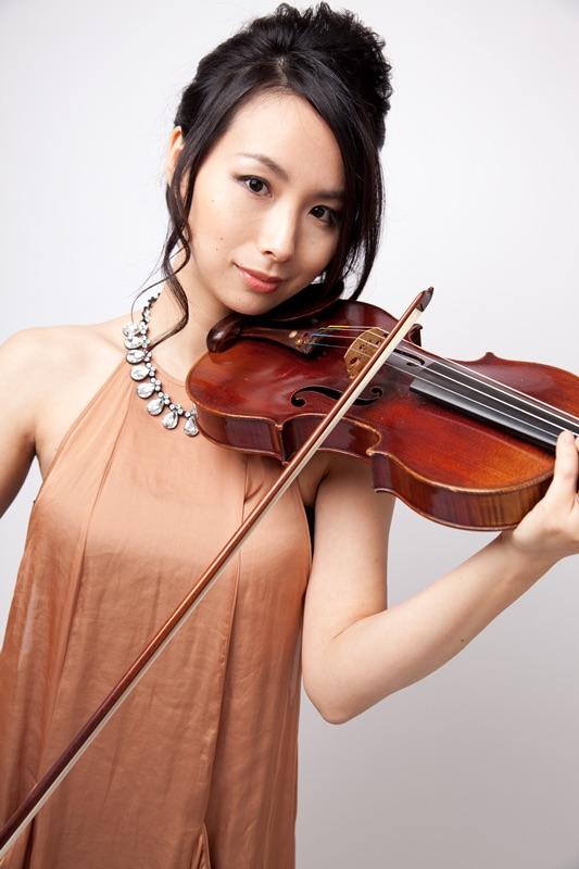 ヴァイオリン講師写真